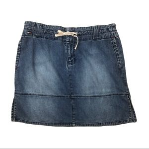 Tommy Hilfiger Vintage Denim Skirt